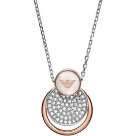 EMPORIO ARMANI SIGNATURE NECKLACE - EGS2365040
