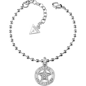 BRACCIALE GUESS WALK OF FAME - UBB21588-S