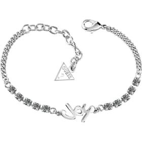 BRACCIALE GUESS MY FEELINGS 4U - UBB61001-S