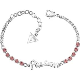 BRACCIALE GUESS MY FEELINGS 4U - UBB61004-S