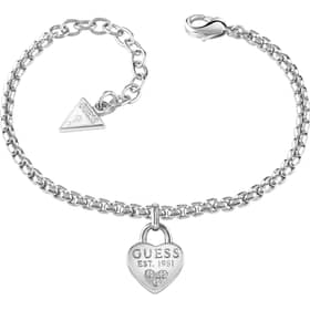 BRACELET GUESS ALL ABOUT SHINE - UBB82104-S