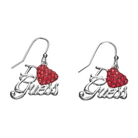 GUESS GUESS ID EARRINGS - UBE81072