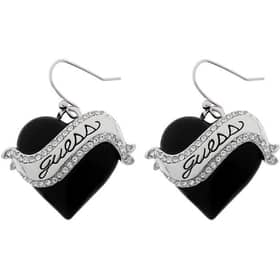BOUCLES D'OREILLES GUESS GUESS ID - UBE81112