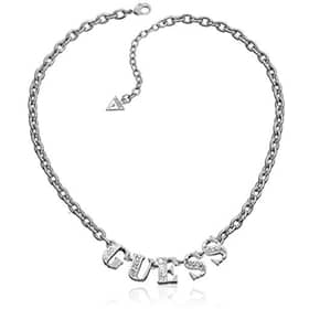 GUESS GUESS ID NECKLACE - UBN11201