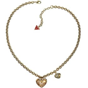 GUESS GUESS ID NECKLACE - UBN11215