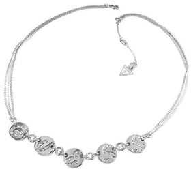 GUESS SET IN STONE NECKLACE - UBN11304