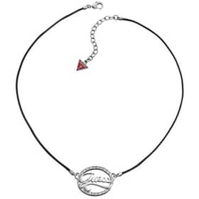 GUESS GUESS ID NECKLACE - UBN12103