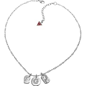 GUESS GUESS ID NECKLACE - UBN31014