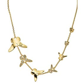 GUESS FLY GIRL NECKLACE - UBN41308