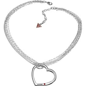 GUESS GUESS ID NECKLACE - UBN81008