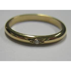 BLUESPIRIT BLUESPIRIT CLASSIC WEDDING RING - P.1304D70000003