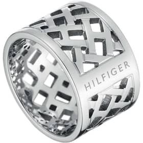 ANELLO TOMMY HILFIGER CLASSIC SIGNATURE - 2700743C
