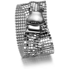 BREIL STEEL SILK BRACELET - TJ1228