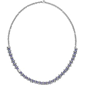 BREIL ROLLING DIAMONDS NECKLACE - TJ1570
