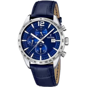 FESTINA TIMELESS CHRONOGRAPH WATCH - F16760-3