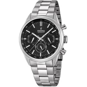 FESTINA TIMELESS CHRONOGRAPH WATCH - F16820-2