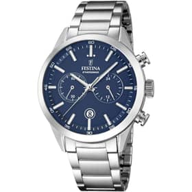 FESTINA TIMELESS CHRONOGRAPH WATCH - F16826-2