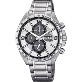 FESTINA TIMELESS CHRONOGRAPH WATCH - F6861-1