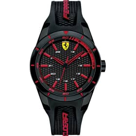 SCUDERIA FERRARI REDREV 38MM WATCH - 0840004