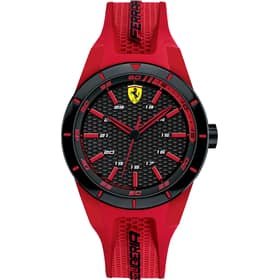 SCUDERIA FERRARI REDREV 38MM WATCH - 0840005