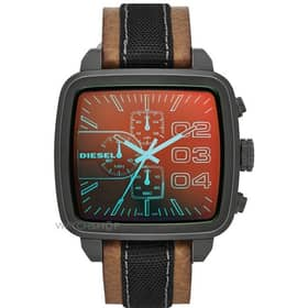 DIESEL DOUBLE DOWN WATCH - DZ4303