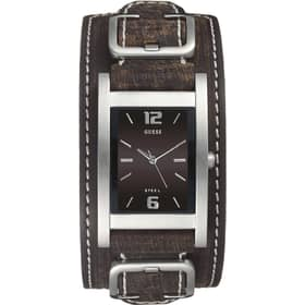 GUESS MALE BUCKLE UP WATCH - I70571G2
