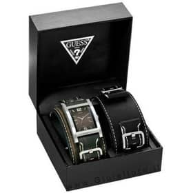 OROLOGIO GUESS MALE BUCKLE UP - I75540G1