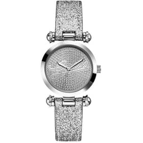 GUESS LOGO GLITZ WATCH - W0057L1