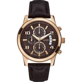 OROLOGIO GUESS EXEC - W0076G4