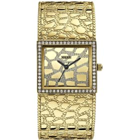 GUESS CROCO LUXE WATCH - W0223L2