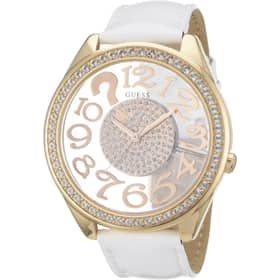 GUESS CLEARLY QUIZ WATCH - W13096L1