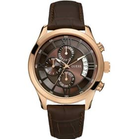 GUESS CAPITOL WATCH - W14052G2