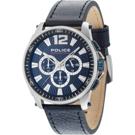 POLICE GRAND PRIX WATCH - PL.15139JBCS/03