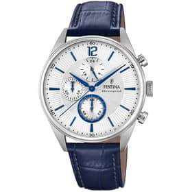 FESTINA TIMELESS CHRONOGRAPH WATCH - F20286/1