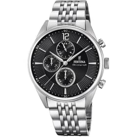 FESTINA TIMELESS CHRONOGRAPH WATCH - F20285/4