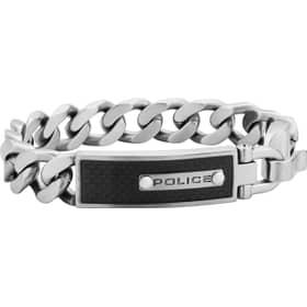 POLICE GRIP BRACELET - PJ.26188BSB/02-S