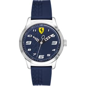 RELOJ SCUDERIA FERRARI PITLANE - 0840020
