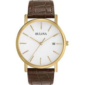 BULOVA DRESS DUETS WATCH - 97B100