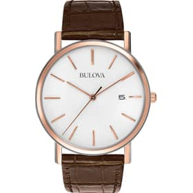 BULOVA DRESS DUETS WATCH - 98H51