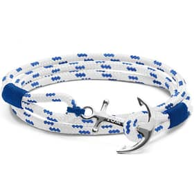 BRACCIALE TOM HOPE ROYAL BLUE - TM0161