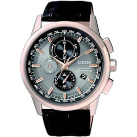 CITIZEN CITIZEN H804 RADIOCONTROLLATO WATCH - AT8113-12H
