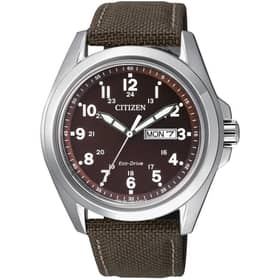 CITIZEN OF ACTION WATCH - AW0050-40W