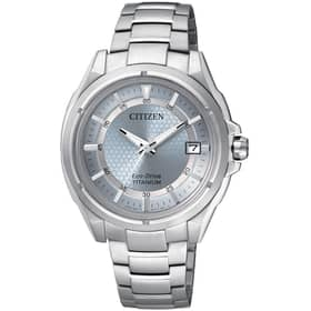 Orologio CITIZEN CITIZEN SUPERTITANIUM - FE6040-59M