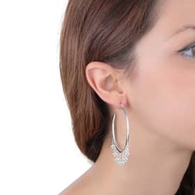 LA PETITE STORY HOOPS EARRINGS - P.62O501000500