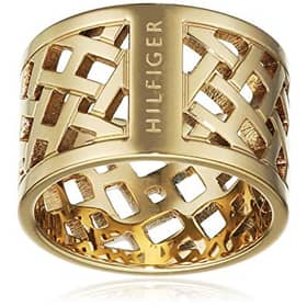 TOMMY HILFIGER CLASSIC SIGNATURE RING - 2700750D