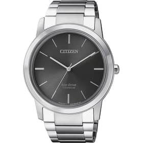 Orologio CITIZEN CITIZEN SUPERTITANIUM - AW2020-82H