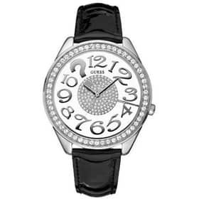 GUESS CLEARLY QUIZ WATCH - W11143L1