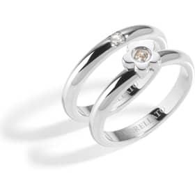 ANNEAU MORELLATO LOVE RINGS - SNA34012