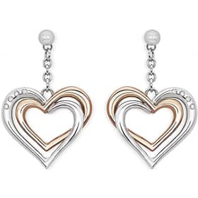 BOUCLES D'OREILLES 2JEWELS B2J-YOU AND I - 261243