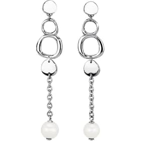2JEWELS OFF ROUND EARRINGS - 261142